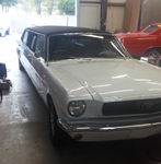 1966 Mustang Limousine