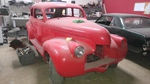 1940 Chevrolet 2 Door Sedan